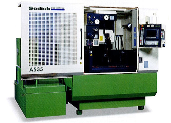 Sodick A535 Wire Eroder