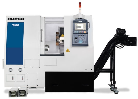 Hurco C.N.C. Milling Machine