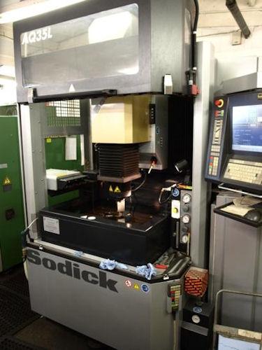 CNC EDM Toolmakers Surrey